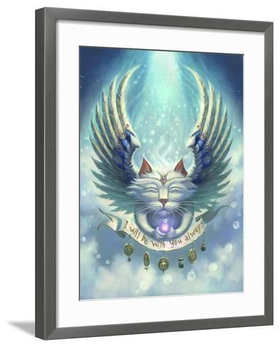 Be with You Always-Jeff Haynie-Framed Art Print