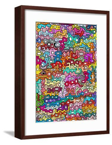 Life 2-Miguel Balb?s-Framed Art Print