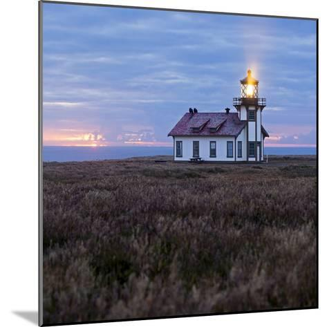 Point Cabrillo Light Station-Lance Kuehne-Mounted Photographic Print