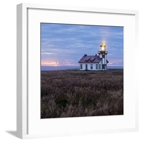 Point Cabrillo Light Station-Lance Kuehne-Framed Art Print