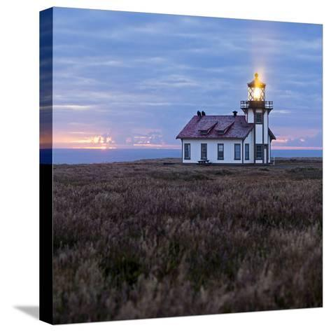 Point Cabrillo Light Station-Lance Kuehne-Stretched Canvas Print