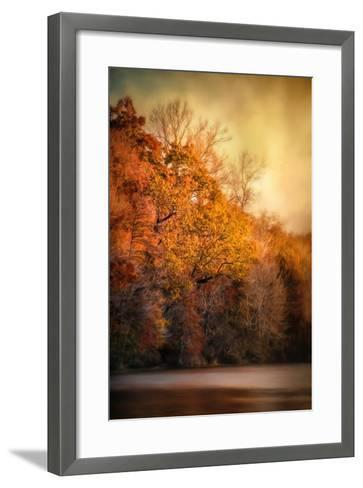 The Birth of Autumn-Jai Johnson-Framed Art Print