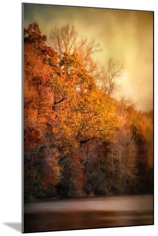 The Birth of Autumn-Jai Johnson-Mounted Giclee Print