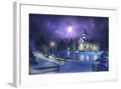 Dash to Candlight-Joel Christopher Payne-Framed Art Print