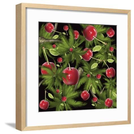 Sumer Time 3-Mark Ashkenazi-Framed Art Print