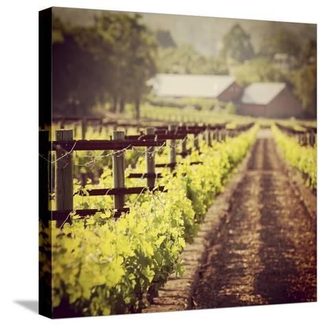 The New Vintage-Lance Kuehne-Stretched Canvas Print