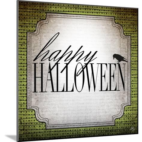 Happy Halloween-Kimberly Glover-Mounted Giclee Print