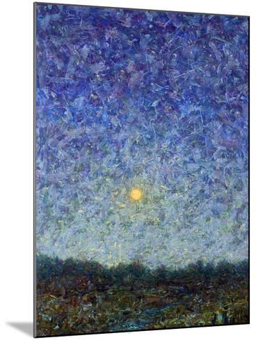 Cornbread Moon-James W. Johnson-Mounted Giclee Print
