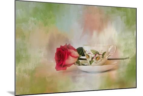Christmas Rose-Jai Johnson-Mounted Giclee Print
