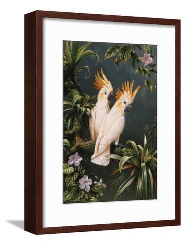 Cockatoos-Michael Jackson-Framed Art Print