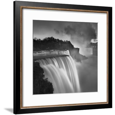 US Niagara Falls-1-Moises Levy-Framed Art Print