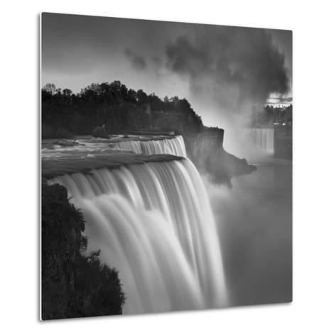 US Niagara Falls-1-Moises Levy-Metal Print