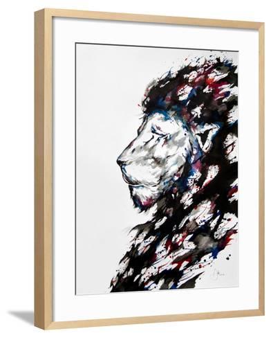 Repose-Marc Allante-Framed Art Print