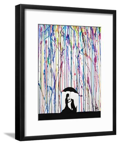 Sempre-Marc Allante-Framed Art Print
