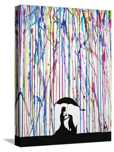 Sempre-Marc Allante-Stretched Canvas Print