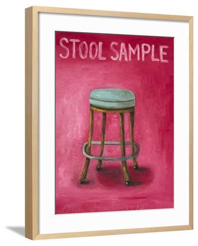 Stool Sample-Leah Saulnier-Framed Art Print