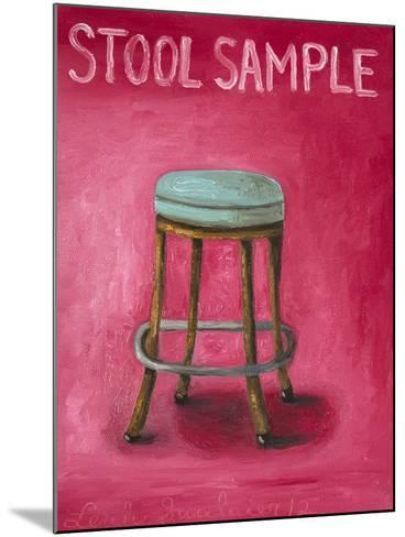 Stool Sample-Leah Saulnier-Mounted Giclee Print