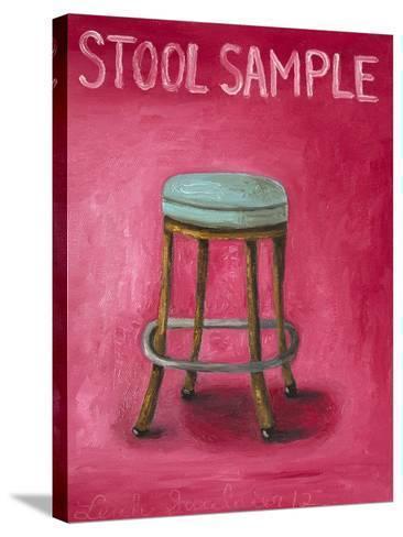 Stool Sample-Leah Saulnier-Stretched Canvas Print
