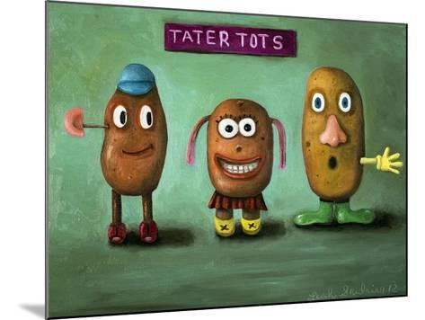 Tatter Tots-Leah Saulnier-Mounted Giclee Print