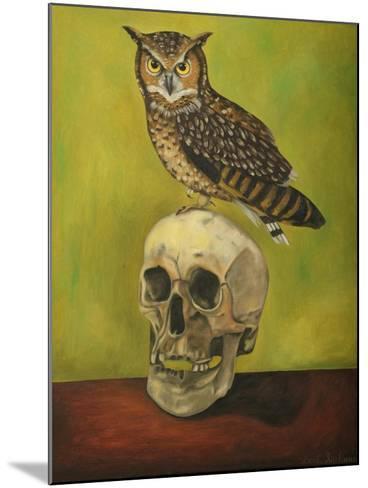 Just Bones 2-Leah Saulnier-Mounted Giclee Print