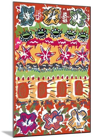 Summer IX-Miguel Balb?s-Mounted Giclee Print