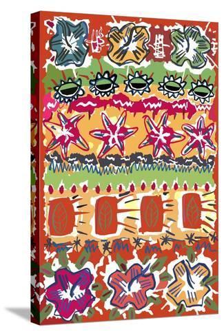Summer IX-Miguel Balb?s-Stretched Canvas Print