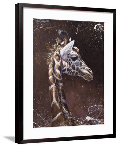 Michael Jackson 14-Michael Jackson-Framed Art Print