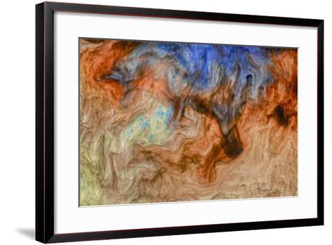 Ephemeral Beauty-7-Moises Levy-Framed Art Print