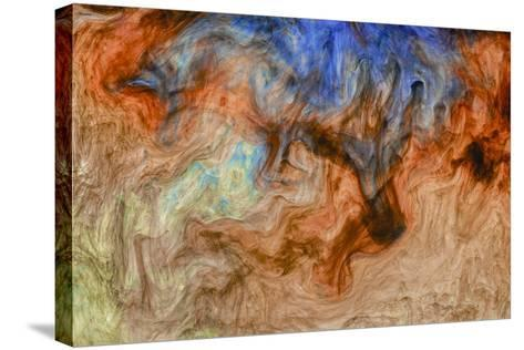 Ephemeral Beauty-7-Moises Levy-Stretched Canvas Print