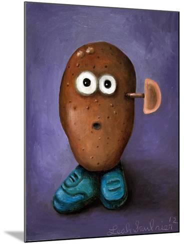Misfit Potato 3-Leah Saulnier-Mounted Giclee Print