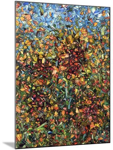 Sunflowers-James W. Johnson-Mounted Giclee Print