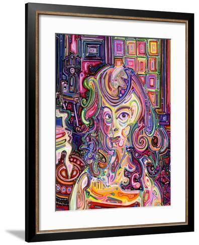 Ghost-Josh Byer-Framed Art Print