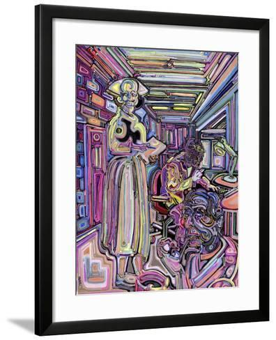 Lab-Josh Byer-Framed Art Print