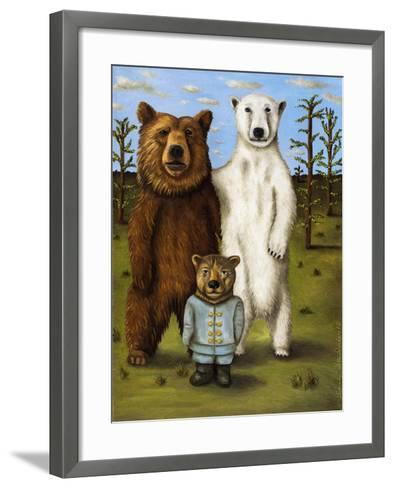 The Pretender 3-Leah Saulnier-Framed Art Print