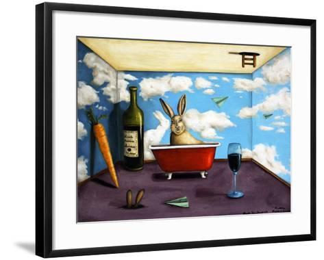 Littler Rabitt Spirits-Leah Saulnier-Framed Art Print
