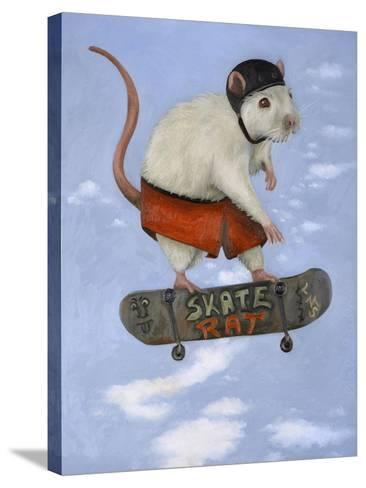 Skate Rat-Leah Saulnier-Stretched Canvas Print