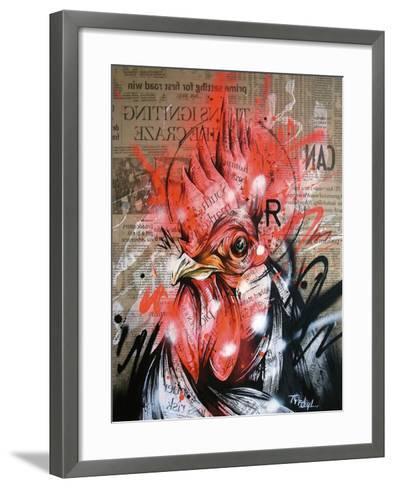 Wake-Taka Sudo-Framed Art Print
