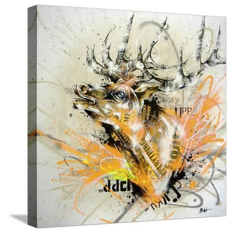 Pick Up-Taka Sudo-Stretched Canvas Print