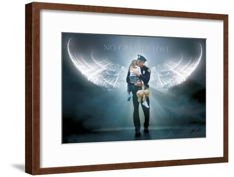 Angelic Rescue-Jason Bullard-Framed Art Print