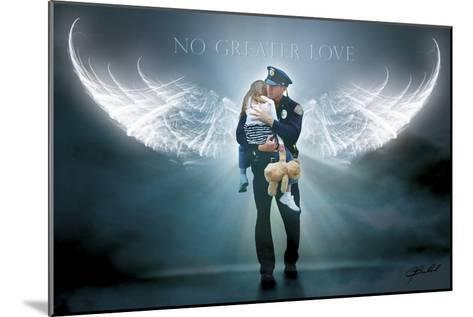 Angelic Rescue-Jason Bullard-Mounted Giclee Print