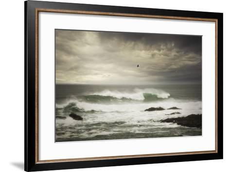The Flight-Natalie Mikaels-Framed Art Print
