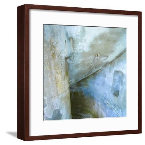 Abstract Body-Moises Levy-Framed Art Print