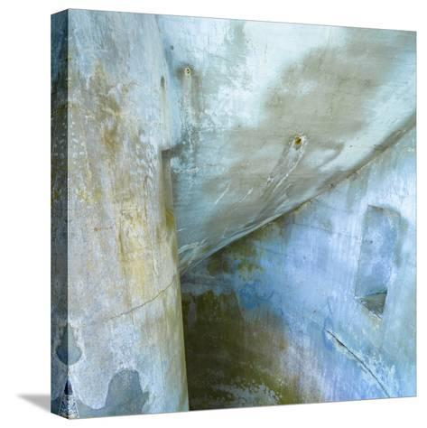 Abstract Body-Moises Levy-Stretched Canvas Print