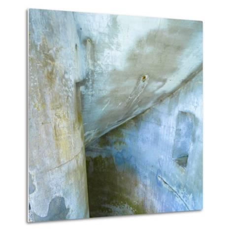 Abstract Body-Moises Levy-Metal Print