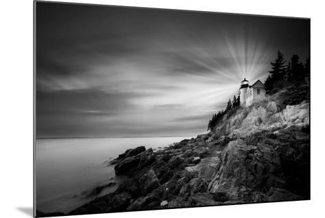 Acadia 49 BN Y Color Rayos-Moises Levy-Mounted Photographic Print