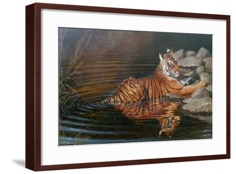 Indian Summer-Michael Jackson-Framed Art Print