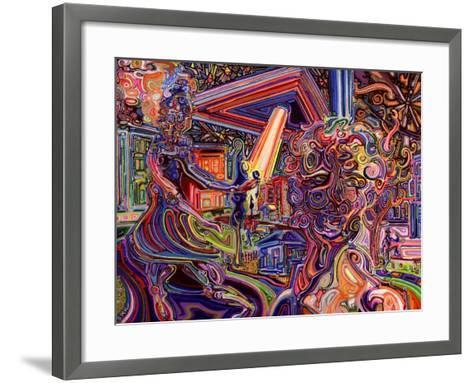 Mothership-Josh Byer-Framed Art Print