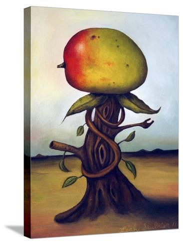 Mango Fruit Tree-Leah Saulnier-Stretched Canvas Print