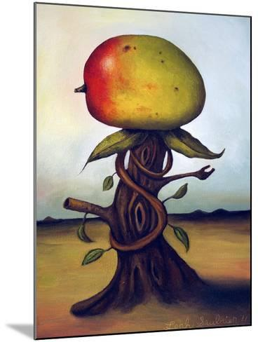 Mango Fruit Tree-Leah Saulnier-Mounted Giclee Print