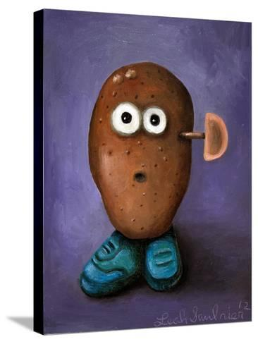Misfit Potato 1-Leah Saulnier-Stretched Canvas Print